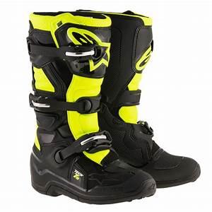 Botte Cross Enfant : botte cross alpinestars tech 7s noir jaune anais discount ~ Dode.kayakingforconservation.com Idées de Décoration