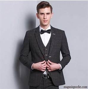 Costume Homme Mariage Blanc : costume de mariage blanc pour homme carreaux homme slim d contract e angleterre costume ~ Farleysfitness.com Idées de Décoration