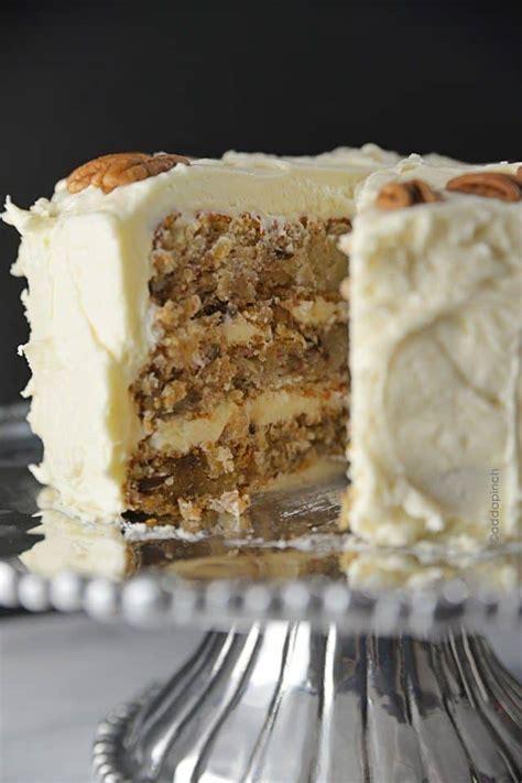 cream cheese frosting recipe add  pinch