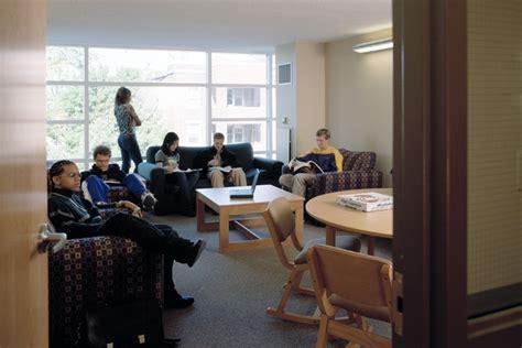 wayne state university north residence hall turner