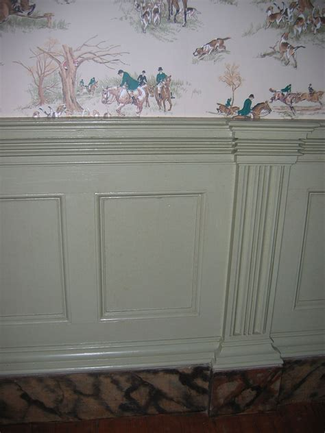 Colonial Wainscoting by Colonial Williamsburg Foundation And Real Estate On