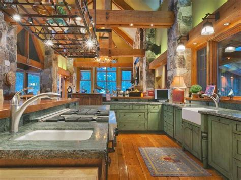 46 Fabulous Country Kitchen Designs & Ideas — Sublipalawan