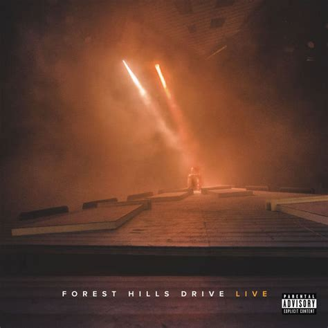 j cole forest hills drive cover j cole releases the quot forest hills drive live quot album