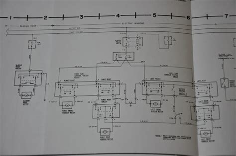 need wiring diagram for elec windows of 73 350 slc