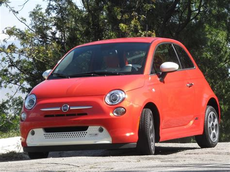 Fiat Electric by Chrysler Ceo Underscores Again Electric Fiat 500e Loses