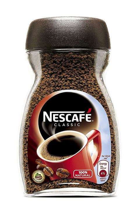 Wake up to the smell of freshly brewed black coffee every morning. Nescafe Classic Coffee 100 gm #37626   Buy Indian Coffee Online
