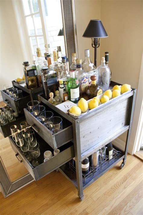 Vintage Bar Cart  Vintage  Dining Room  Could I Have That?