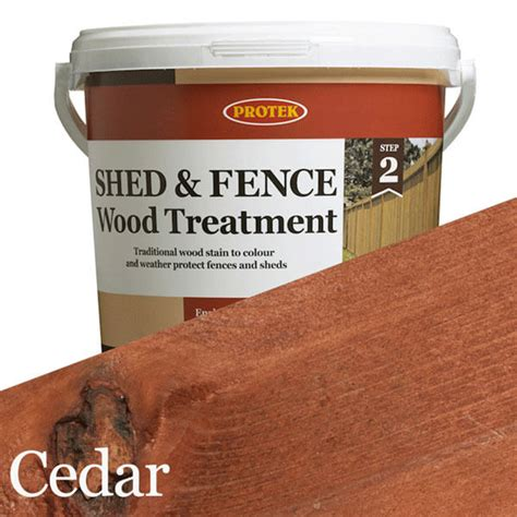 Shed Treatment Products by Shed Fence Treatment Cedar Lemon Fencing Fencing In
