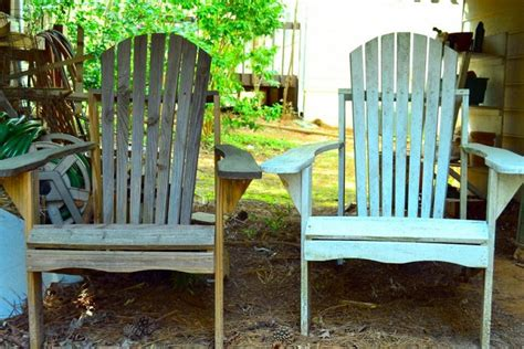 1000+ Ideas About Painted Outdoor Furniture On Pinterest