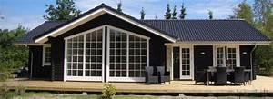 Haus Bausatz Bungalow : d nische blockh user schl sselfertig kaufen oder selber bauen christian panbo blockh user ~ Whattoseeinmadrid.com Haus und Dekorationen