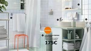 Catalogue Salle De Bains Ikea : salle de bain ikea le nouveau catalogue 2018 c t maison ~ Teatrodelosmanantiales.com Idées de Décoration