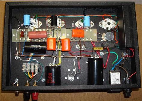 12sl7 Srpp / Kt88 Push-pull Tube Amp