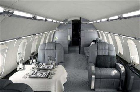 gulfstream interior commissioned  gianni versace