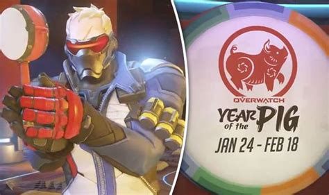overwatchs lunar  year event brings historical chinese