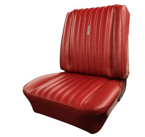 Bench Bucket Seats by 1966 Fairlane Torino Bucket Seat Upholstery