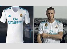Real Madrid Release New Home Kit For 201718 Season, Trim
