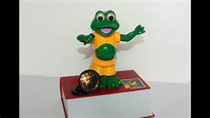 Dancing and Singing Frog Yap yap Sonic Control Toy [HD ...  Toy
