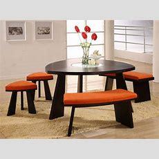 Modern Kitchen Table Set & Modern Kitchen Table With Bench