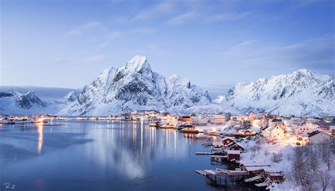 Stunning Shots Of Reine, The Most Beautiful Village In