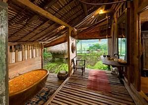 Afrika House Bambu Indah