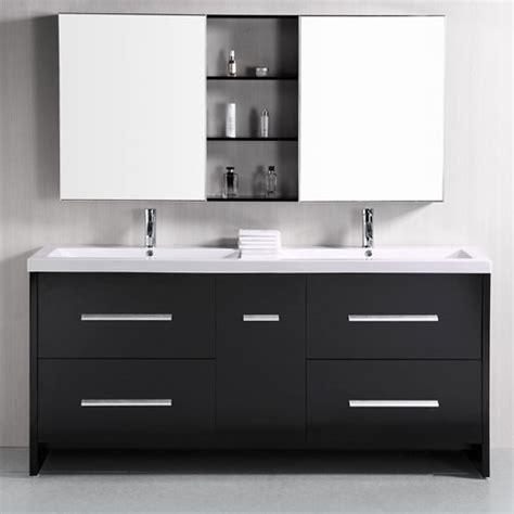 donovan  double sink vanity set zuri furniture