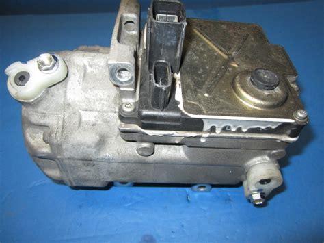 lexus rx rx hybrid ac compressor