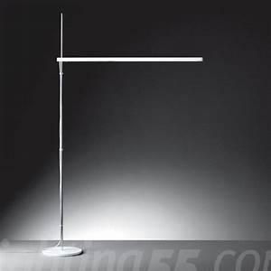 Artemide talak led floor lamp modern floor lamps for Designer led floor lamp