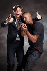 Matthew Gray Gubler/ Shemar Moore | Hotties!!