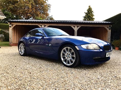 Used 2008 Bmw Z4 Coupe Z4 Si Coupe For Sale In Norwich