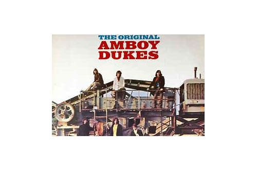 the amboy dukes discography download