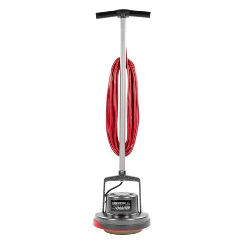 Oreck Commercial Floor Scrubber by Oreck 12 Inch Electric Floor Buffer