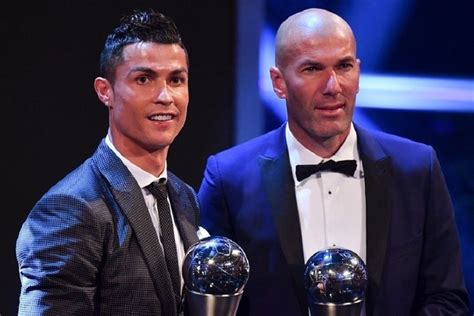 Best FIFA Awards 2017: Cristiano Ronaldo wins men's player ...
