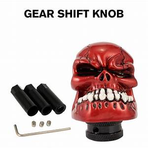Neverland Universal Manual Gear Stick Shifter Lever Knob