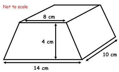 Key Topic  Volume Of Prisms