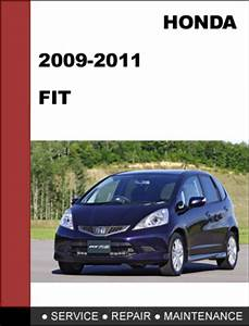 2009 Honda Fit Service Manual Download