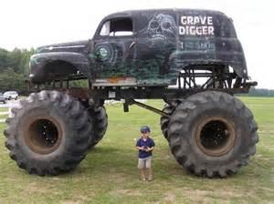 Old Grave Digger Monster Truck