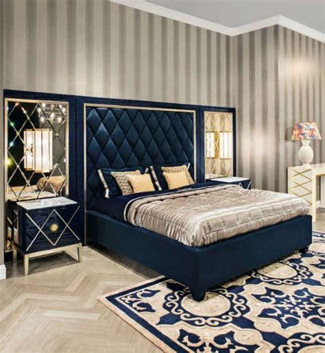 glamorous art deco style bedroom wearefound home design