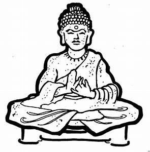 Buddha Bilder Kostenlos : buddha 2 ausmalbild malvorlage menschen ~ Watch28wear.com Haus und Dekorationen