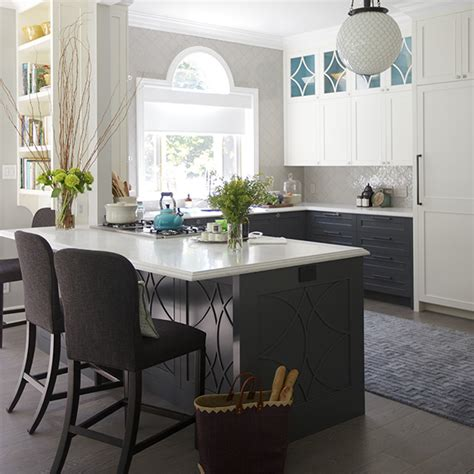 white kitchen cabinets pictures trending now kitchens with contrasting cabinets 1360