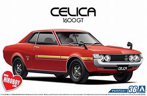 1 24 Toyota Ta22 Celica 1600gt  U0026 39 72 Model Kit