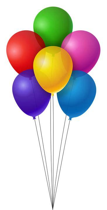 ballons bunte geburtstag kostenloses bild auf pixabay