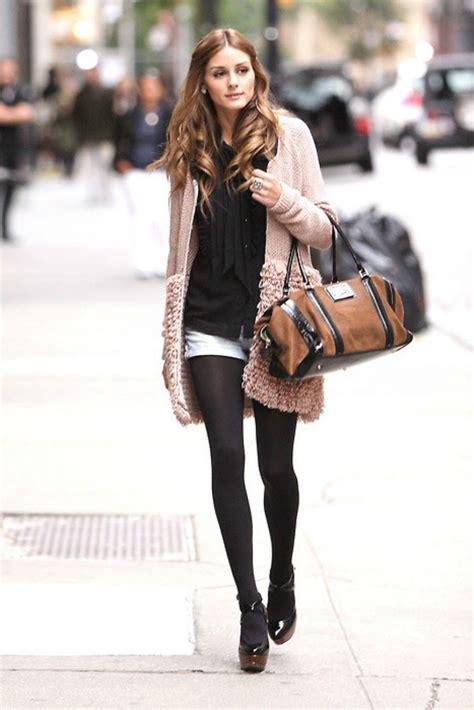 Fashion Blogger  Olivia Palermo Style