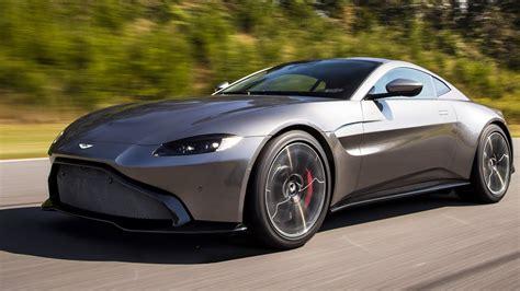 Aston Martin Vantage (2018) Powered By Amg Engine Youtube