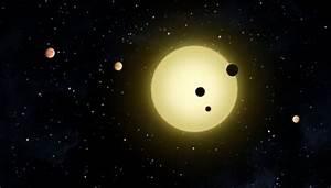Nasa space telescope Kepler spots odd new solar system ...
