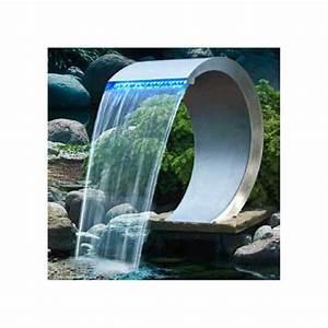 Lame D Eau Bassin : lame d 39 eau mamba ubbink ex cobra pour bassin de jardin ou ~ Premium-room.com Idées de Décoration