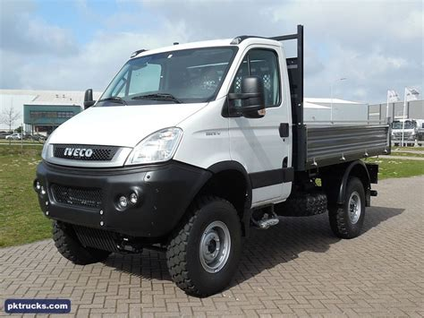 Iveco Daily 4x4 For Sale