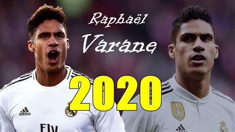 Find & download free graphic resources for 2021. Raphaël Varane Perfect Centre-back 2020 - YouTube