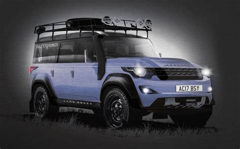 2016 Land Rover Defender Review Release Date Specs