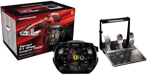 volante f1 pc nuevo volante f1 para ps3 y pc thrustmaster t500