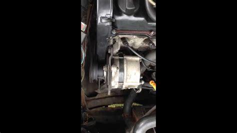 vw golf mk gti oil pump noise diagnosed youtube